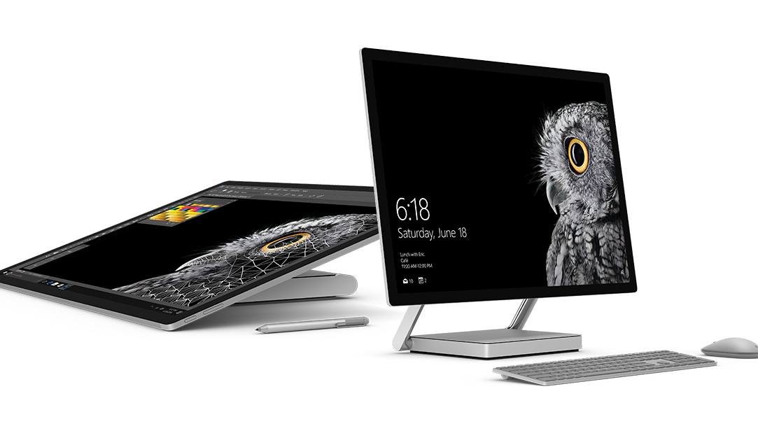 Microsoft's Surface Studio is more than just a PC