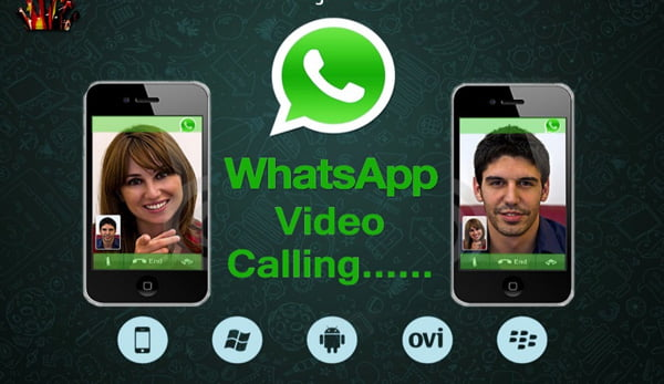 whatsapp video call, fake invitation