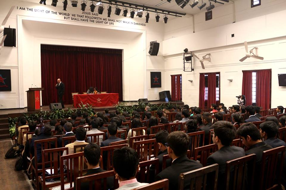 St. Stephen's College Model United Nations Conference