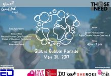 Global Bubble Parade