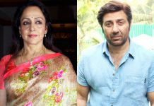 hema malini's relationship with stepson