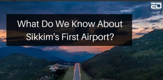 Sikkim First Airport