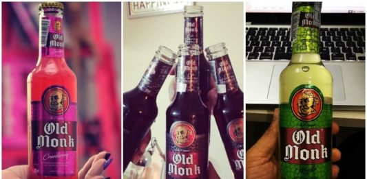Old Monk's New Collection