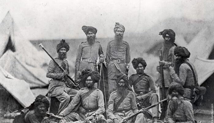 Who Was Havildar Ishar Singh, The Man Who Led 20 Sikh