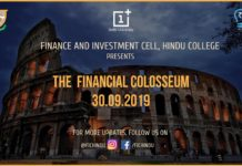 The Financial Colosseum 2019