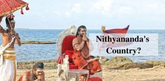Nithyananda's country