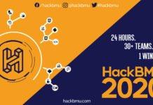 HackBMU 2020