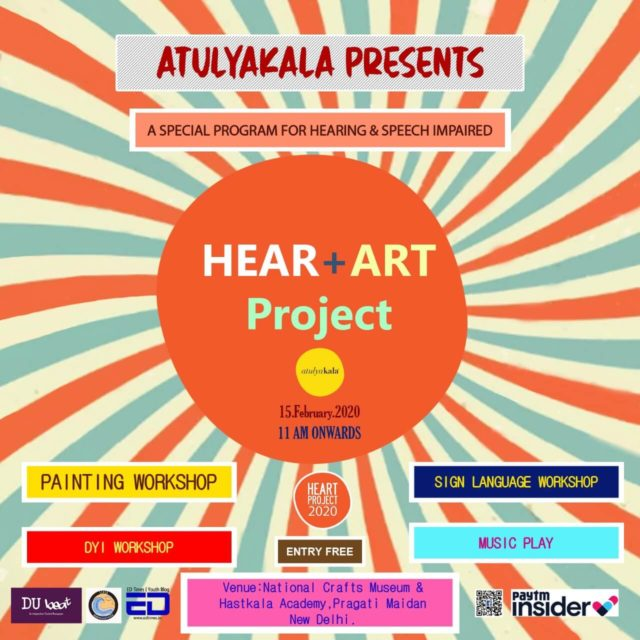 Hear+Art Project