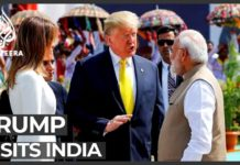Trump Visit India