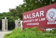 NALSAR Hyderabad free internet